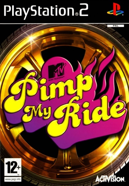 Detalles de PIMP MY RIDE