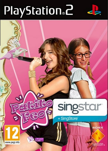 SINGSTAR:PATITO FEO ...