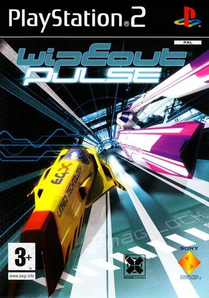 WIPEOUT PULSE (RETRO...