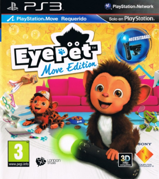 EYEPET MOVE EDITION ...