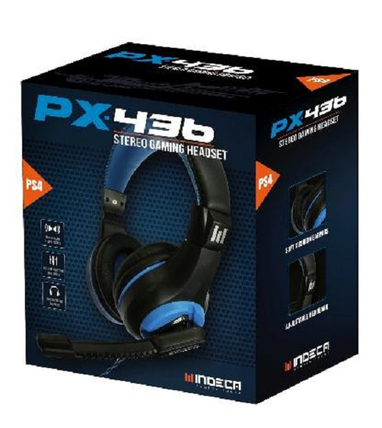 INDECA HEADSET SOUND...