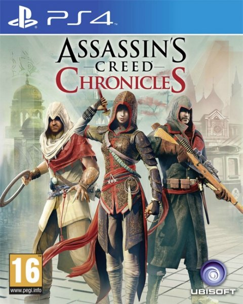 ASSASSIN'S CREED CHR...