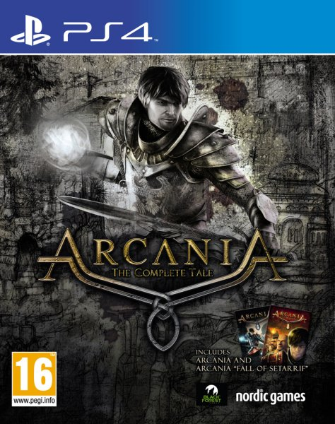 ARCANIA: THE COMPLET...
