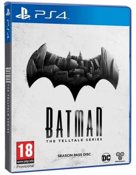BATMAN: THE TELLTALE...