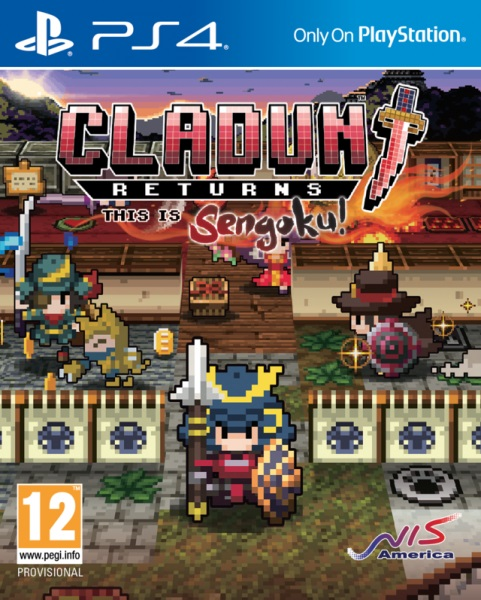 CLADUN RETURNS: THIS...