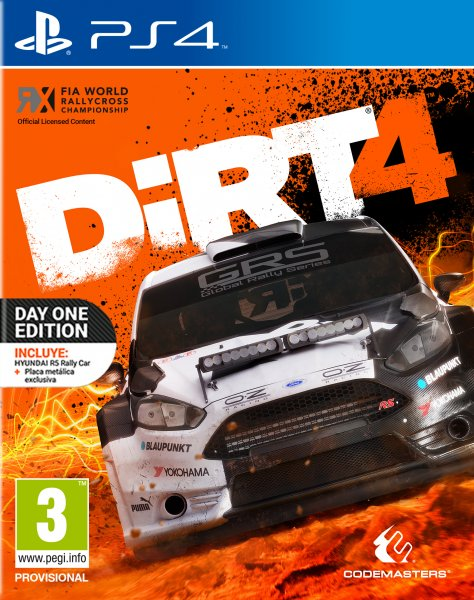 DIRT 4 DAY ONE EDITI...