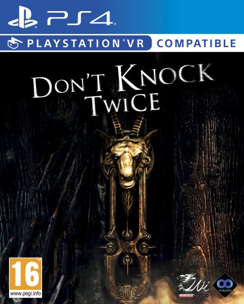DON´T KNOCK TWICE (...