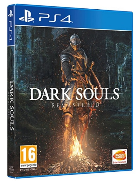 DARK SOULS: REMASTER...