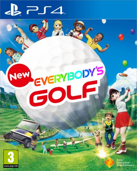 EVERYBODY'S GOLF 7