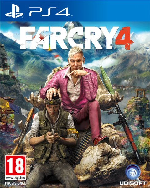 Detalles de FAR CRY 4