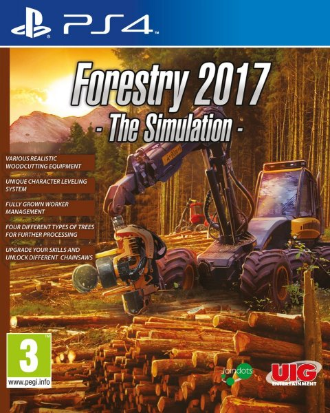 Detalles de FORESTRY 2017 THE SI...