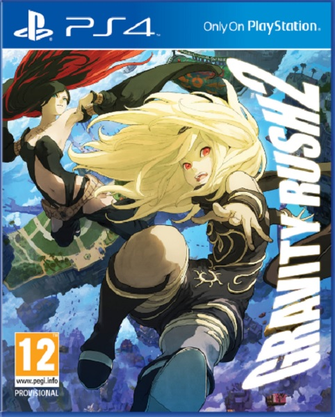 GRAVITY RUSH 2 (NUEV...