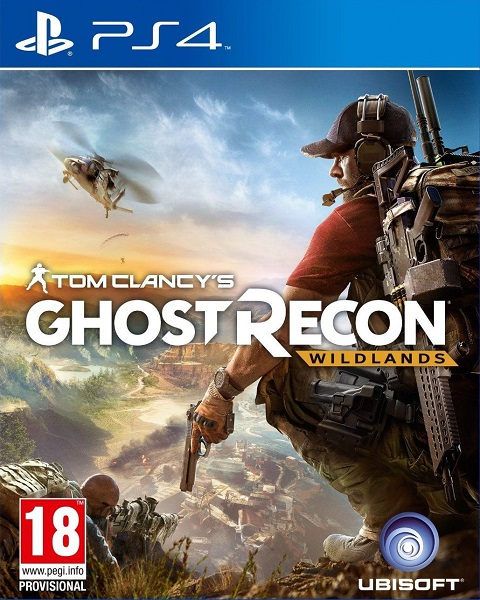GHOST RECON WILDLAND...