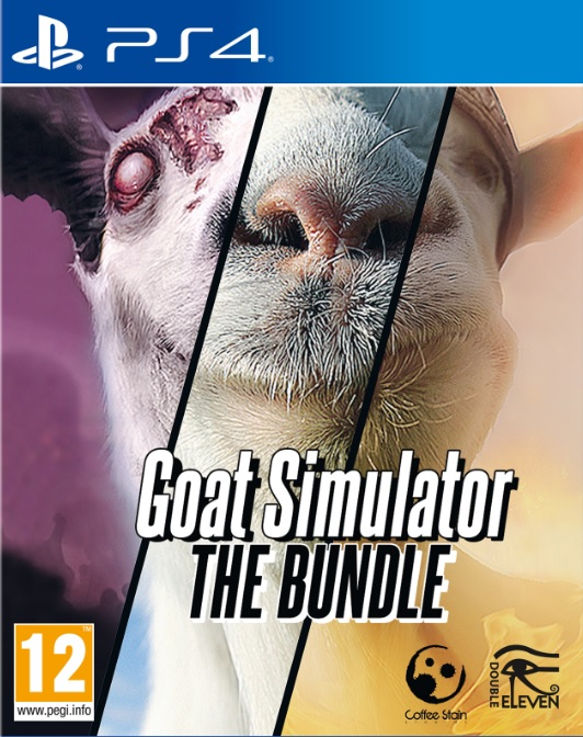 GOAT SIMULATOR: THE ...