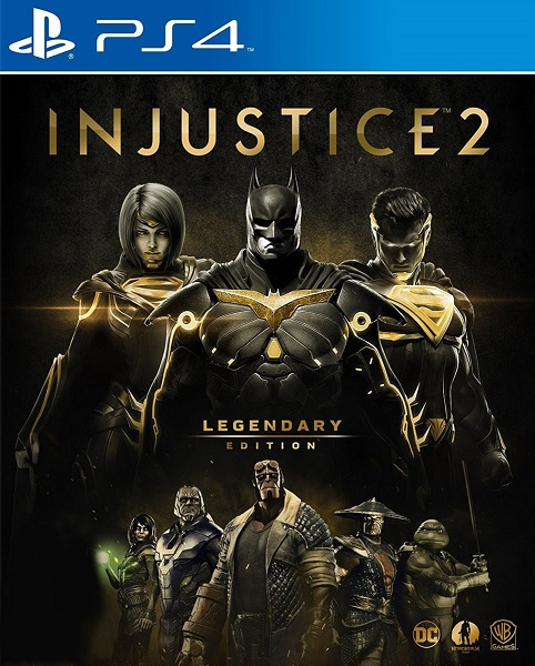 INJUSTICE 2 LEGENDAR...