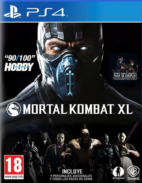 MORTAL KOMBAT XL (IN...