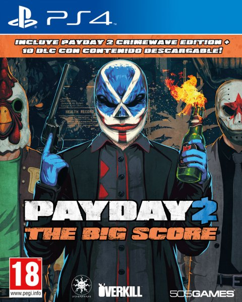 PAYDAY 2 THE B...