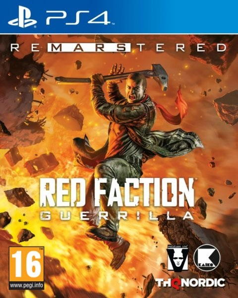 RED FACTION: GUERRIL...