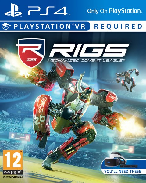 RIGS:MECHANIZE...