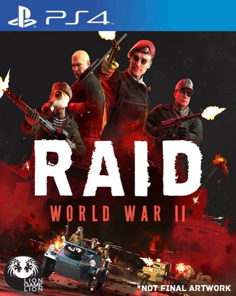 Detalles de RAID: WORLD WA...