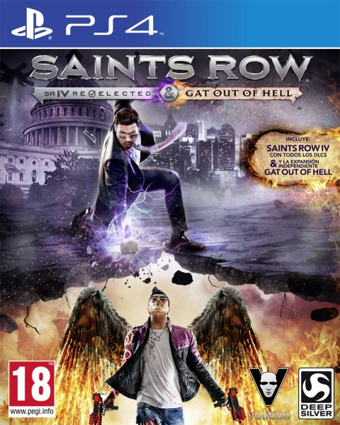 SAINTS ROW THE CENTU...