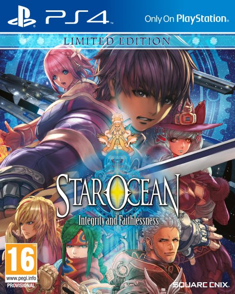 Detalles de STAR OCEAN: IN...
