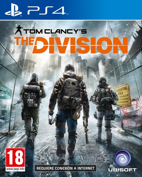 TOM CLANCY'S THE D...