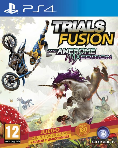 TRIALS FUSION THE AW...