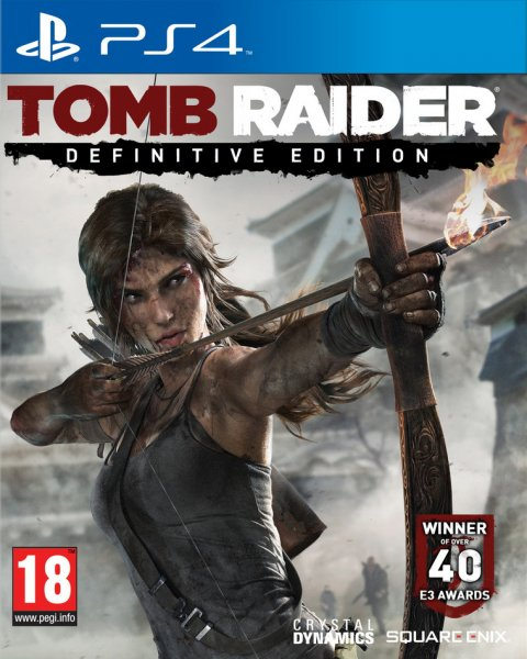 TOMB RAIDER DEFINITIVE EDITION (NUEVO)