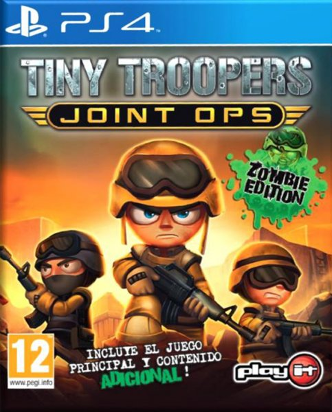 TINY TROOPERS JOINTS...