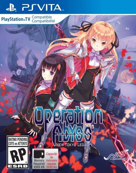 OPERATION ABYSS: NEW...