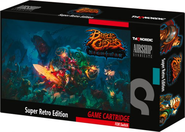 BATTLE CHASERS: NIGH...