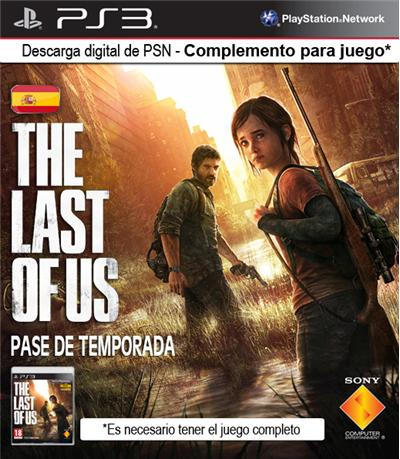 THE LAST OF US PASE ...