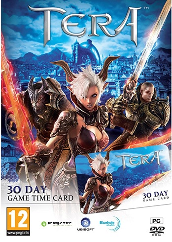 TERA GAME TIME CARD ...