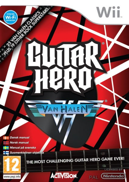 GUITAR HERO VA...