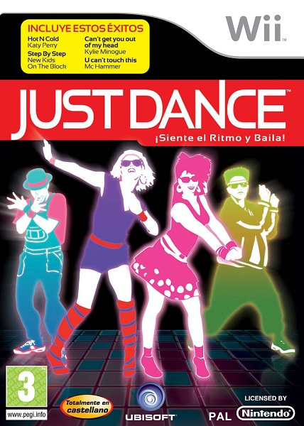 Detalles de JUST DANCE (SE...