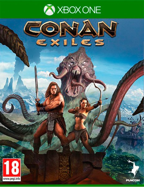 CONAN EXILES DAY ONE
