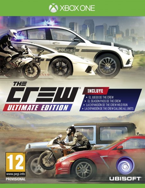 THE CREW ULTIMATE ED...