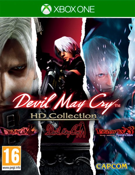 DEVIL MAY CRY HD COL...