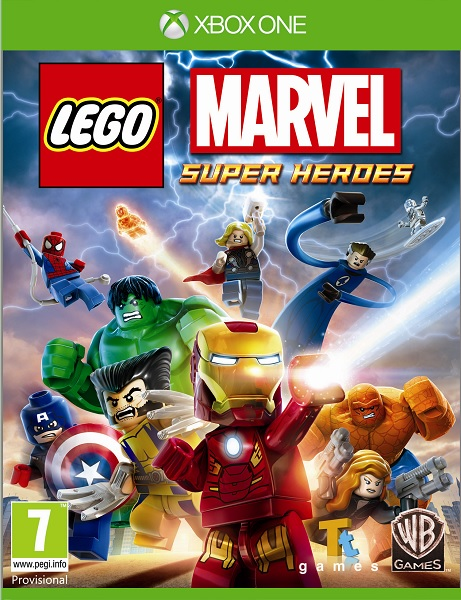 LEGO MARVEL SUPERHER...