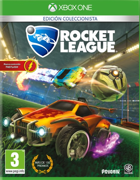 ROCKET LEAGUE ED. CO...