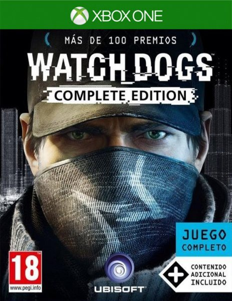 WATCHDOGS COMPLETE E...