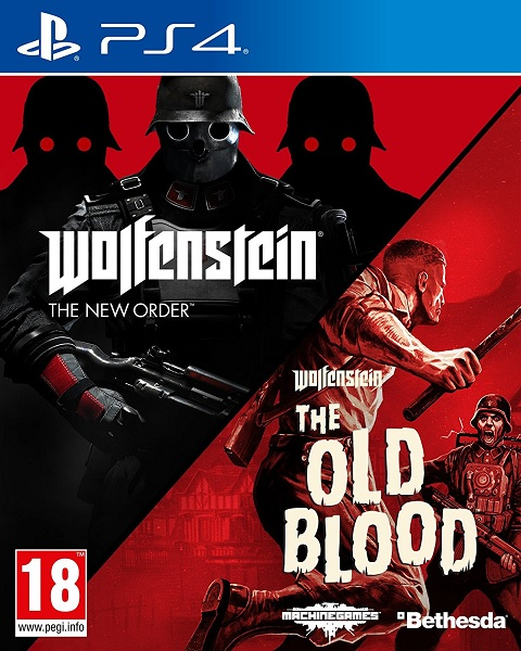 WOLFENSTEIN THE TWO ...