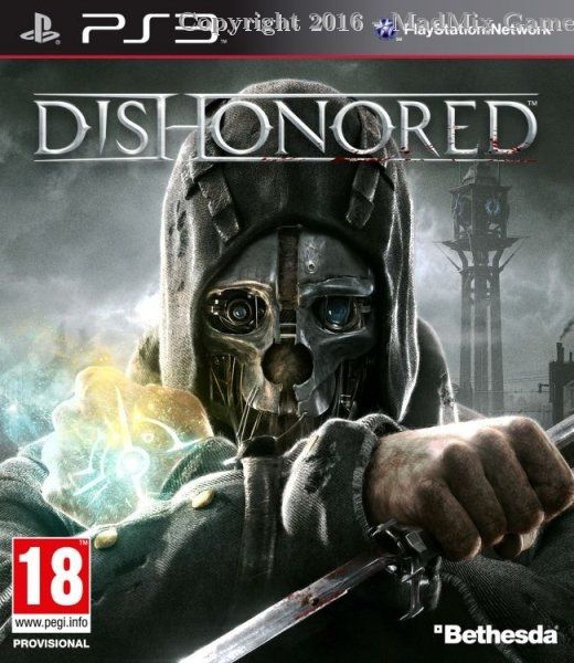 Detalles de DISHONORED