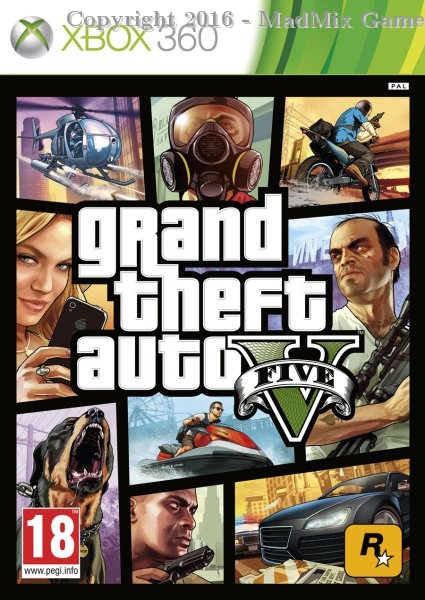 GRAND THEFT AUTO V (Reacondicionado)