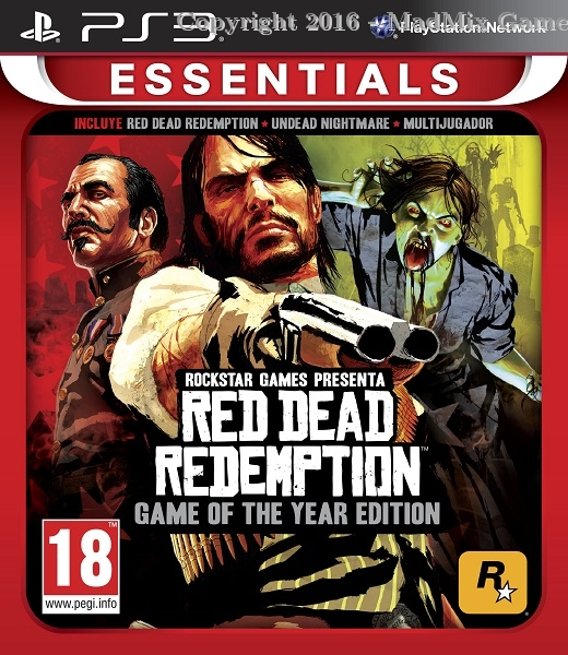 RED DEAD REDEMPTION ...