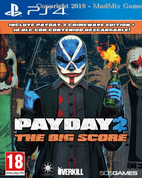 PAYDAY2 The Bi...