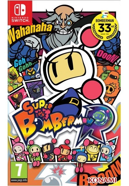 Super Bomberman R (Reacondicionado)