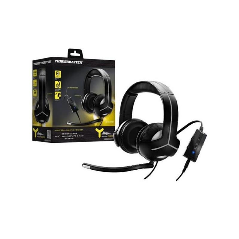 Headset Stereo Y-250CPX Thrustmaster PS4/PS3/X360/PC/Mac