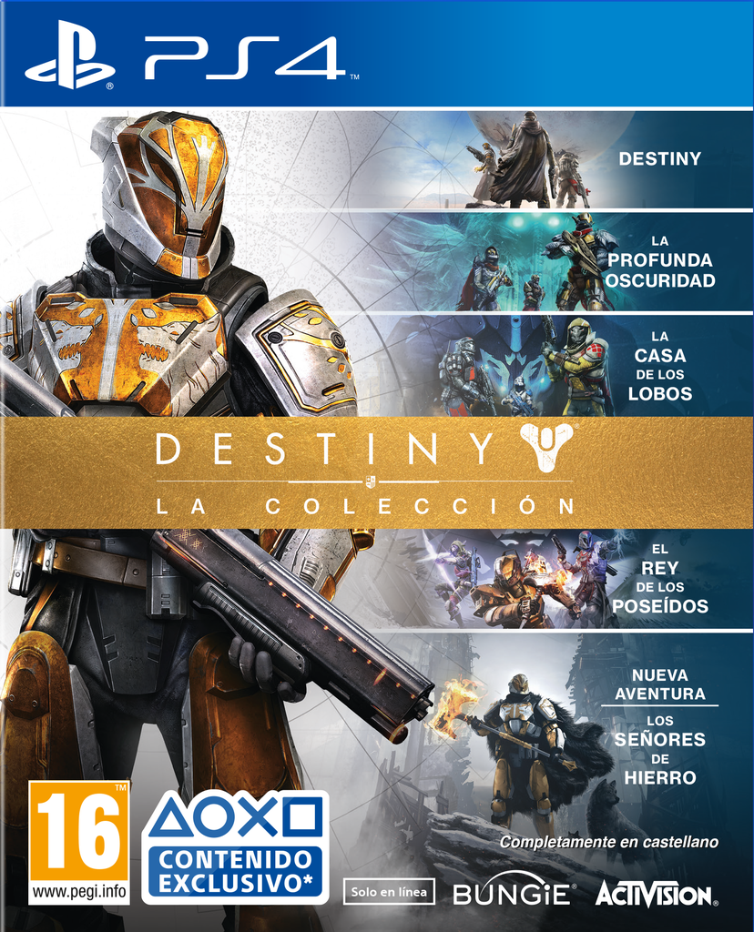 DESTINY LA COLECCION (Reacondicionado)